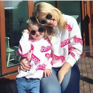 1981a7defd Zara Shirts   Tops - 🎊HOST PICK🎊 GORGEOUS NWT ZARA Barbie Sweatshirt